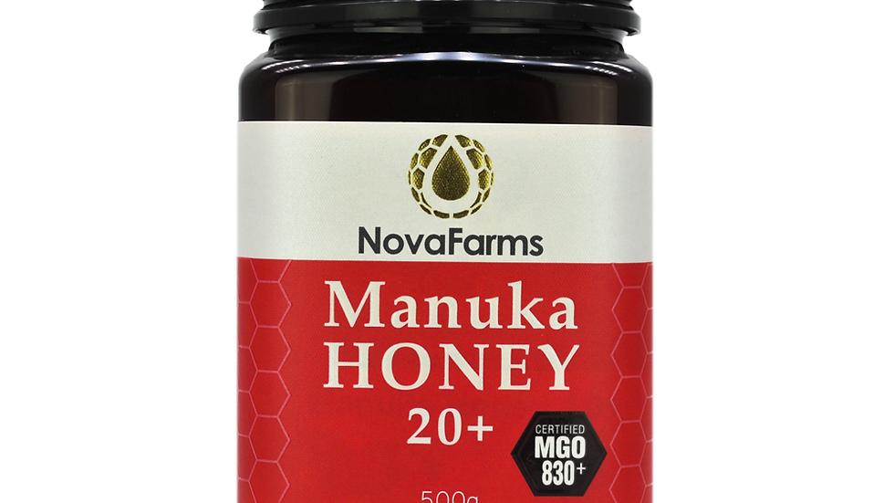 Manuka Honey 500g 20+