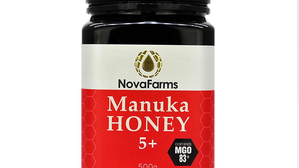 Manuka Honey 500g 5+