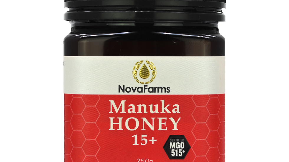 Manuka Honey 250g 15+
