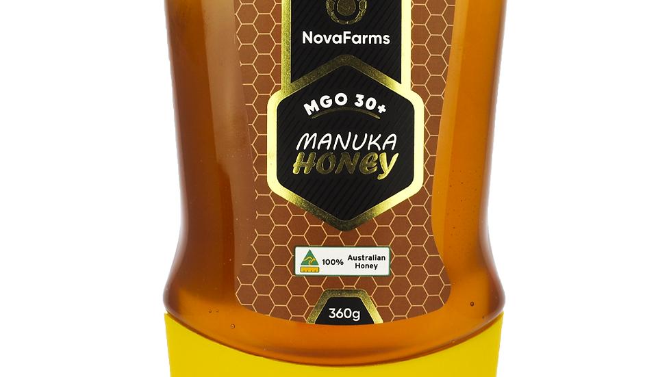 Manuka Honey 360g MGO 30+