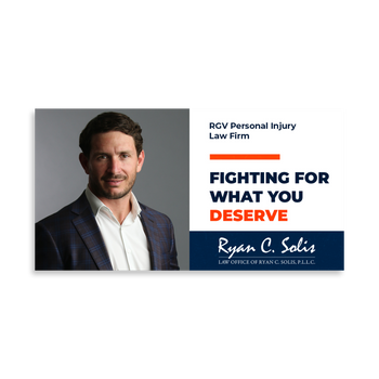 General Facebook Ad for Ryan C. Solis Law Firm
