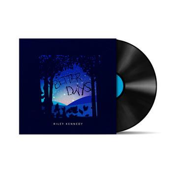 """Better Days"" Single Artwork for Riley Kennedy"