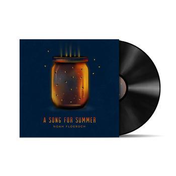 """""""A Song for Summer"""" Single Artwork for Noah Floersch"""