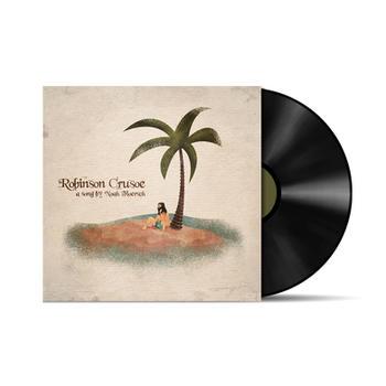 """Robinson Crusoe"" Single Artwork for Noah Floersch"