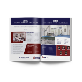 Information Packet for Noble Texas Builders