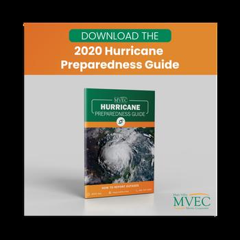Hurricane Preparedness Guide Post for MVEC