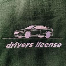 drivers license (car)