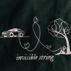 invisible string