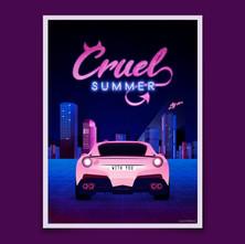 2. Cruel Summer