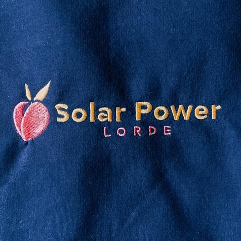 solar power (peaches)