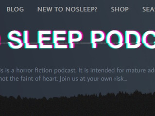 The No Sleep Podcast (A Review)