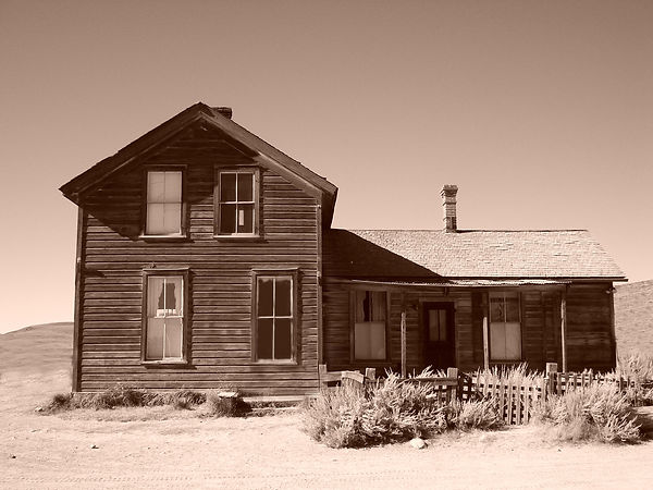 Until Dawn House