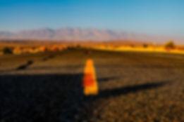 Desert Road, D Paul Fonseca, Author, Zzyzx Road