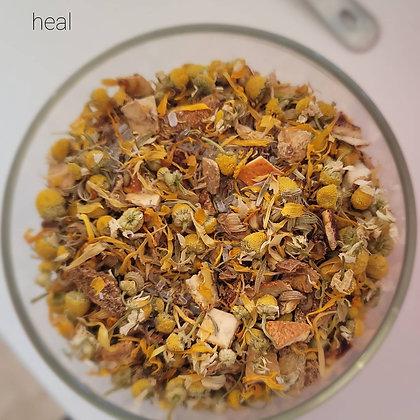 Heal Bath Tea