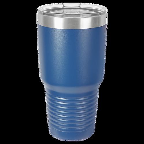 Blue 30 oz Tumbler