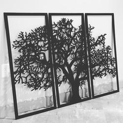6' x 4' Custom cut tree!