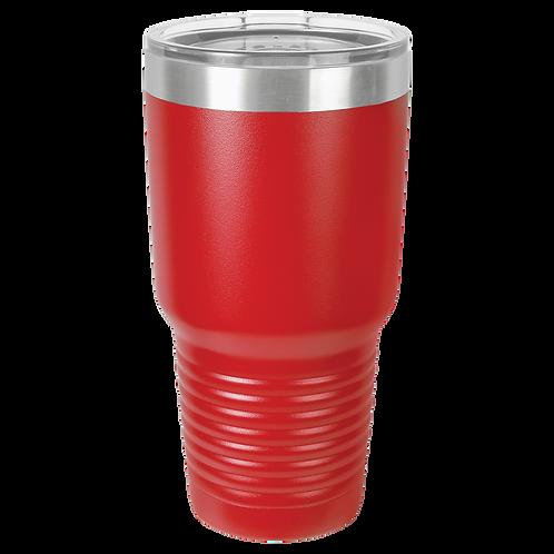 Red 30 oz Tumbler