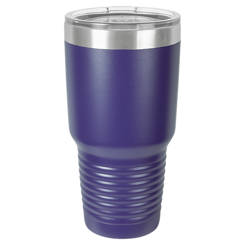 Purple 30 oz Tumbler