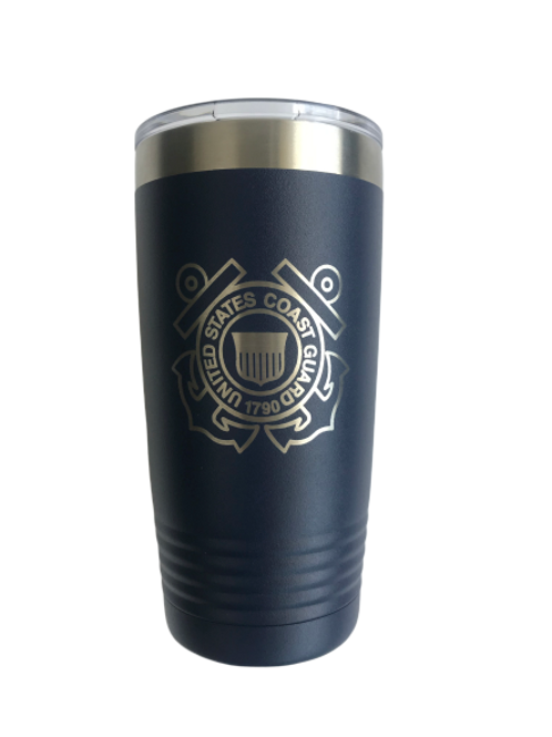 U.S. Coast Guard 20 oz Tumbler