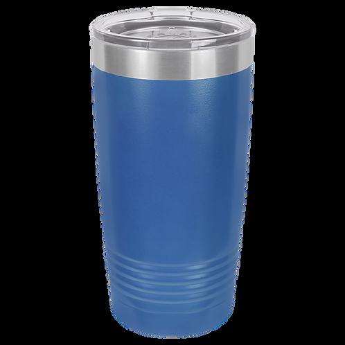 Blue 20 oz Tumbler