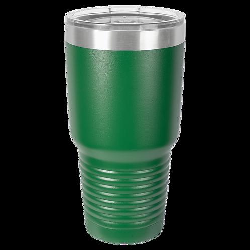 Green 30 oz Tumbler
