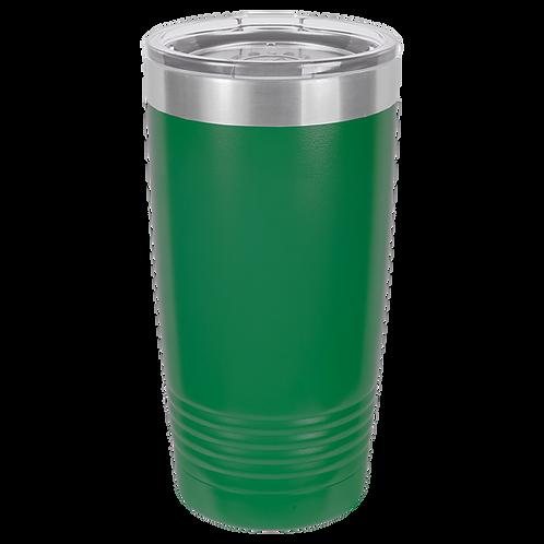 Green 20 oz Tumbler