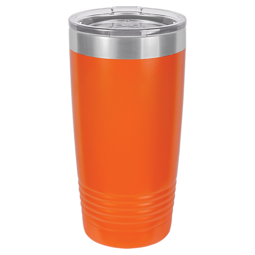 Orange 20 oz Tumbler
