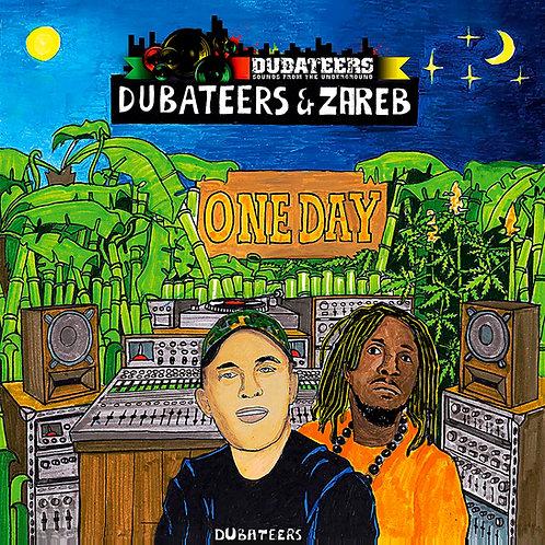 "Dubateers Meets Zareb(JA) 'One Day' 12"" LP"