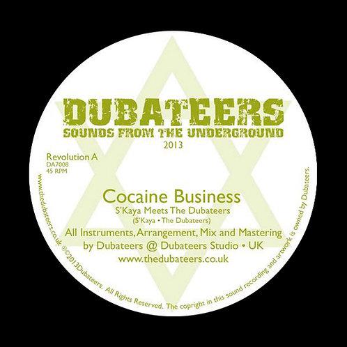 DA7008 'Cocaine Business' S'Kaya