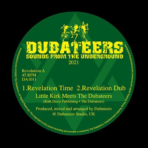 DA1011 'Revelation Time' Little Kirk & 'Soundmen' Carl Meeks