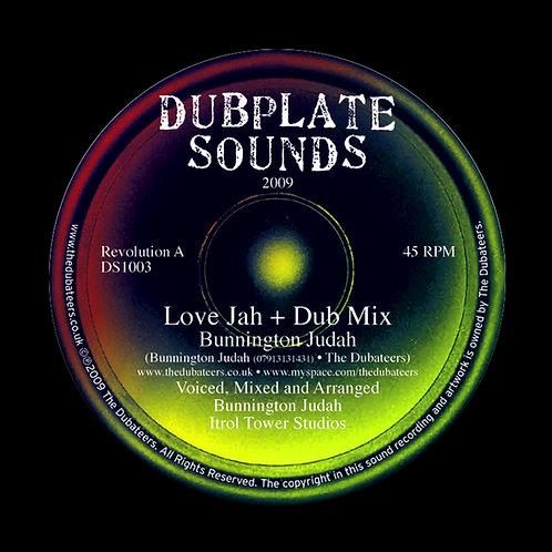 DS1003 'Love Jah' & 'Champion Stepper'