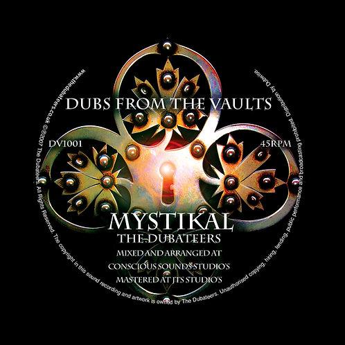 DV1001 'Mystikal' & 'Conscious Steppa'