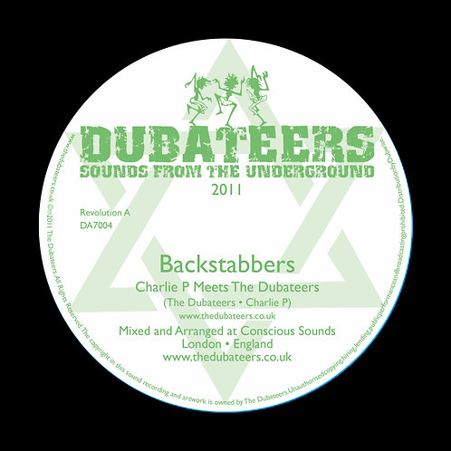 DA7004 'Backstabbers' Charlie P