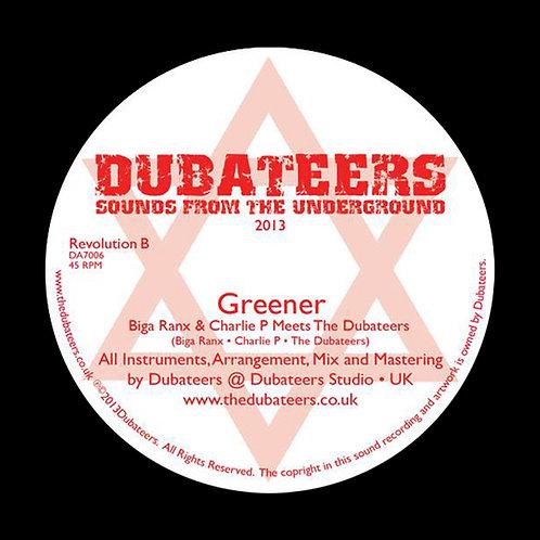 DA7006 'Haters' & 'Greener' Biga Ranks & Charlie P