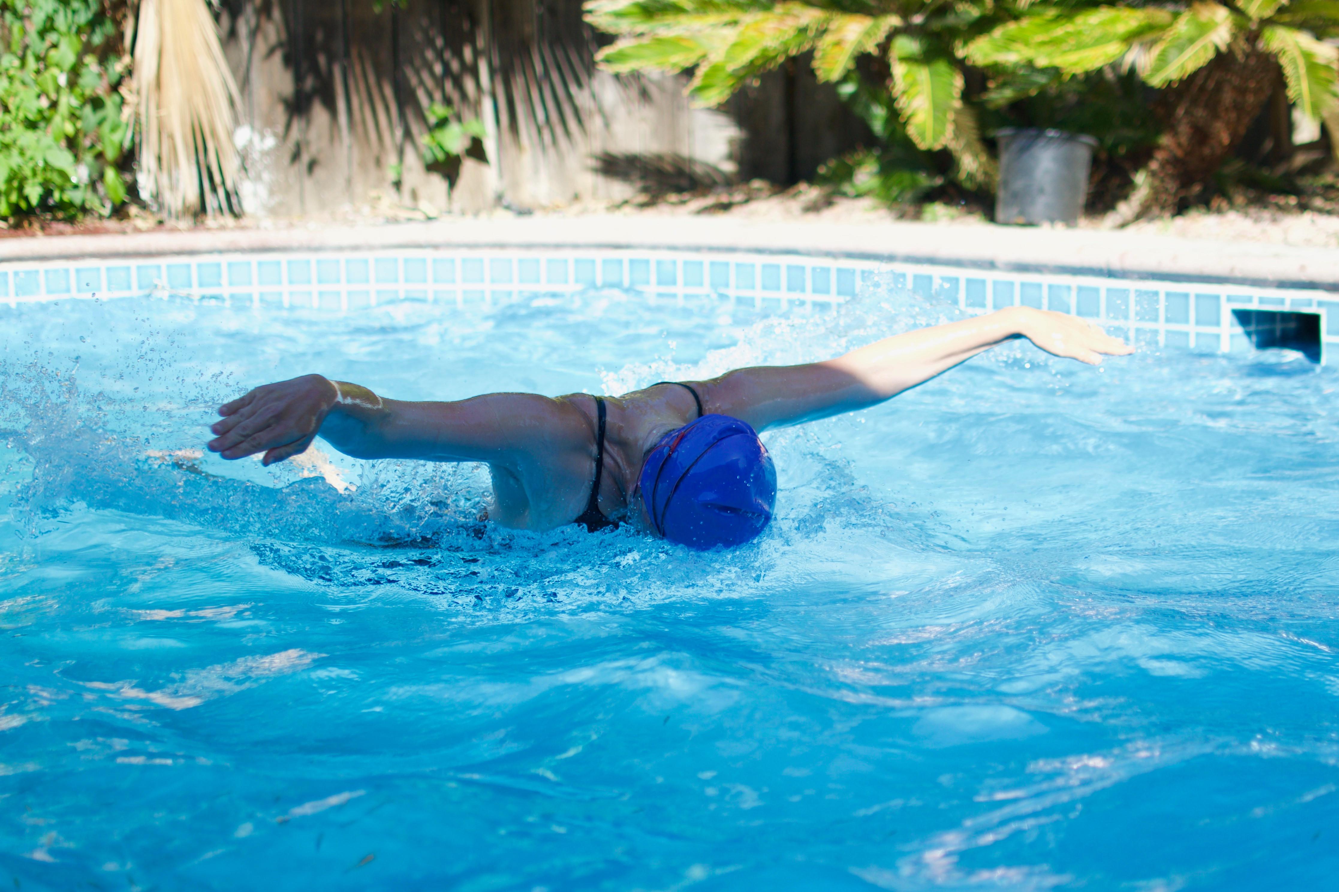 1 hr adult swim lesson with head teacher