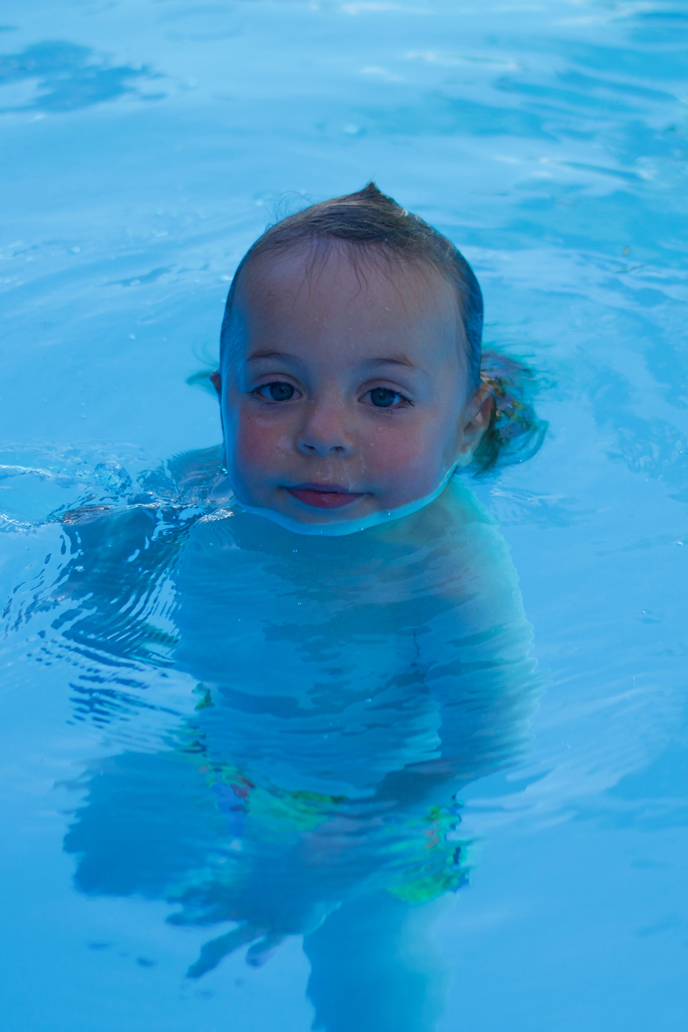 1/2 hr swim lesson with head instructor
