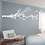 Thumbnail: EXTRA LARGE Tree Branch with 10 Birds Wall Decal