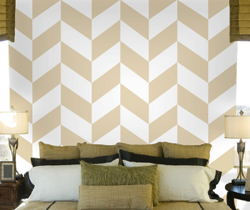 26 x96 self adhesive wallpaper geometric design