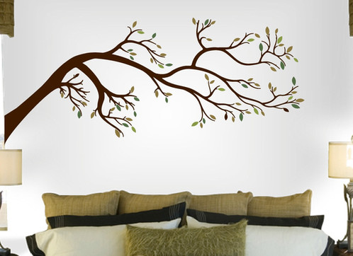 Tree Branch Wall Decal Art Sticker