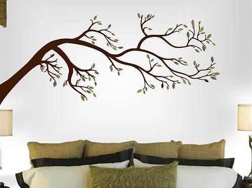 Tree Branch Wall Decal Art Sticker