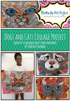 Dogs and Cat Collage book.JPG