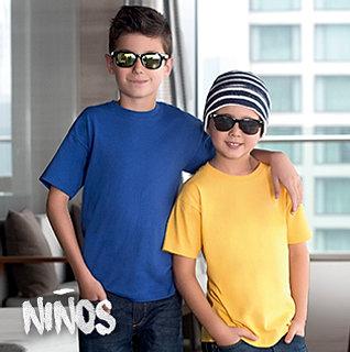 Playeras para Niños 8dabc35568804