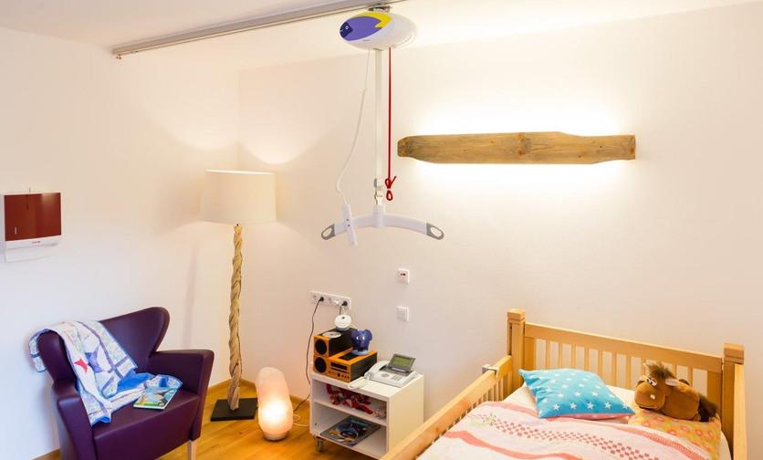 6 Pflegezimmer Kinderhospiz Sterntaler.j