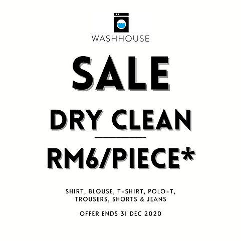 Washhouse Laundry & Dry Cleaning Dec 202