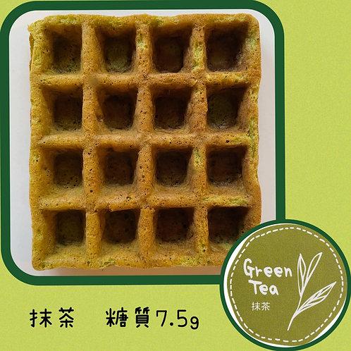 【お試し限定価格】低糖質ワッフル(エコ) 抹茶6個入り