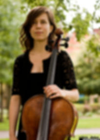 Anna Menzies Cello Biography