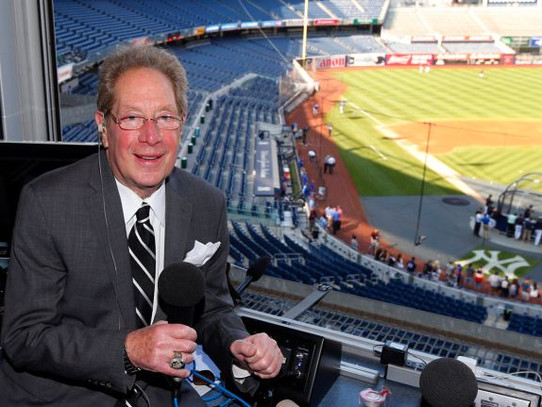 Exclusive interview with 'Voice of the New York Yankees' - John Sterling