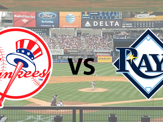 Series Preview: Yankees vs. Rays