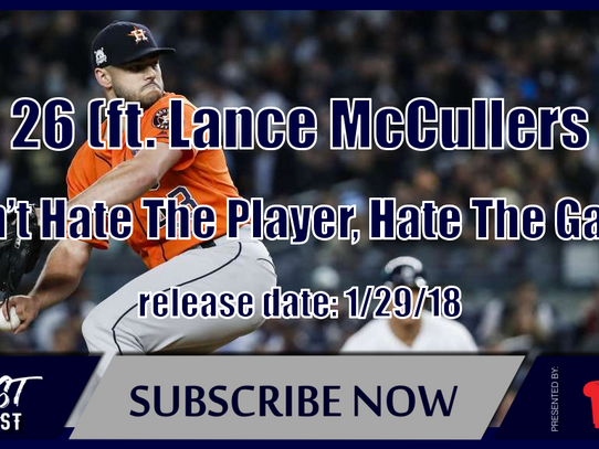 Interview with Lance McCullers; Discusses Intentions with Thumbs Down Picture After ALCS Win