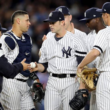 Yankee Bullpen Shuts Down Twins; Didi, Gardner, Judge Go Deep In Wild Card Victory